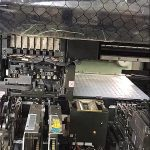 led flex mat SMT process