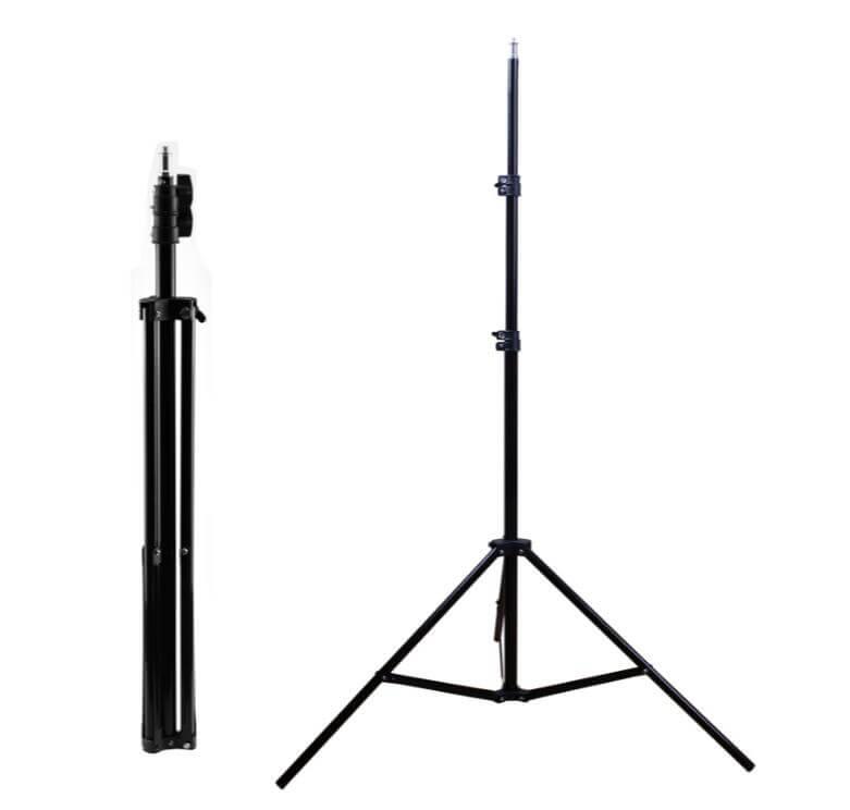 flex mat light stand
