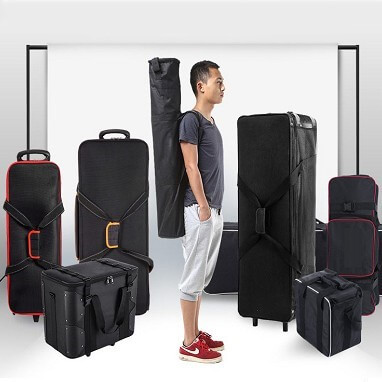 portable bag for led flex mat