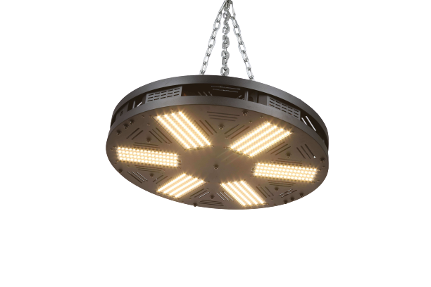 led space light aging