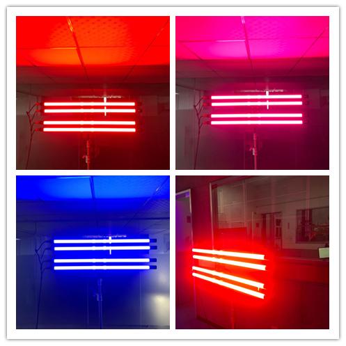 Battery Powered RGB Light Tube