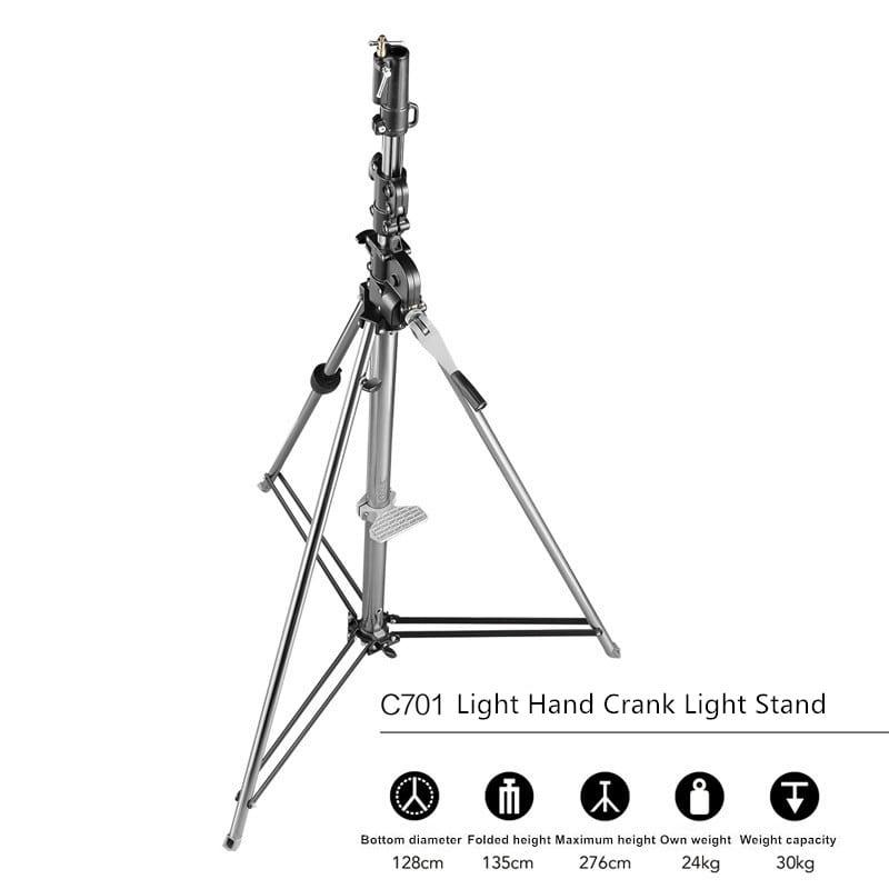 701 photography light C-stand tripod