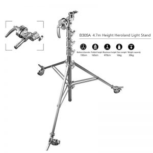 B305A heavy photography light stand