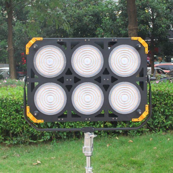 led space light 900w 6 eyes