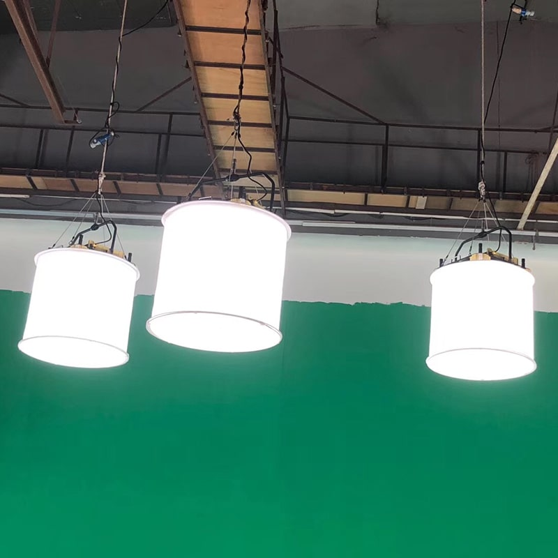 LED space light 1800w hanging