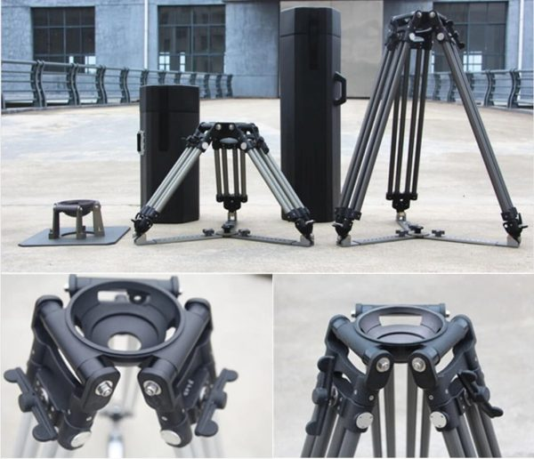 Bowl Tripod Mount Stand for Photography