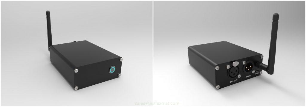 dmx wireless control