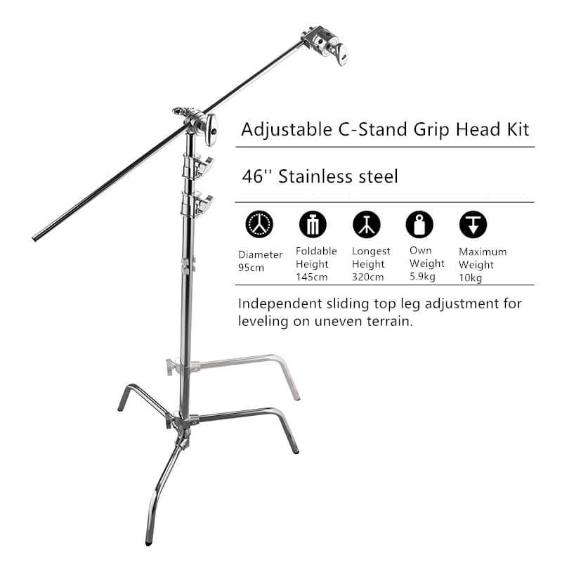 C-Stand Grip Head Kit