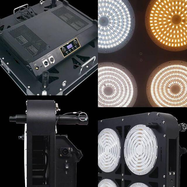 led film light design