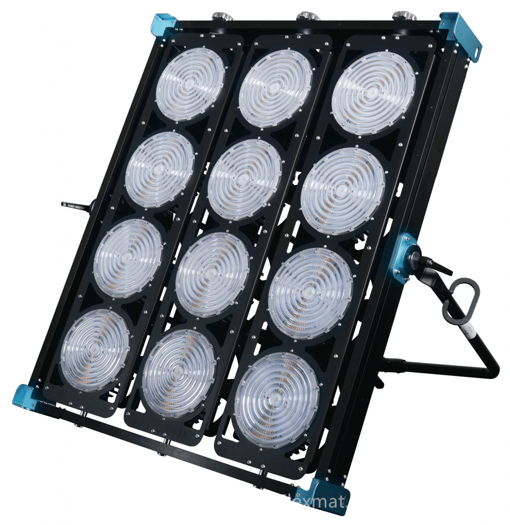 led space light front